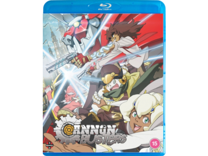 Cannon Busters - The Complete Series (Blu-ray)