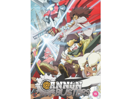 Cannon Busters - The Complete Series (DVD)