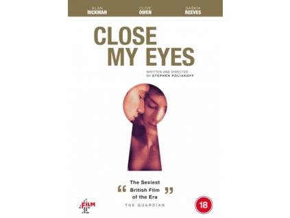 Close My Eyes (Repackage) (DVD)
