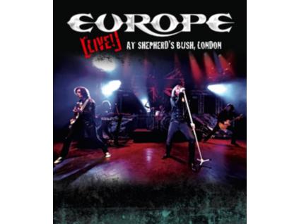 EUROPE - Live - At ShepherdS Bush London (Blu-ray)