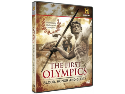 First Olympics The  Blood Honour  Glory (DVD)