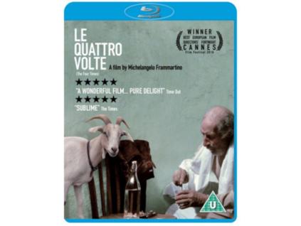 Le Quattro Volte (Blu-ray)