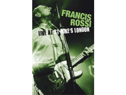 FRANCIS ROSSI - Live At St LukeS London (DVD)