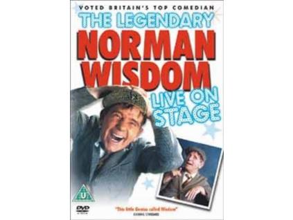 Norman Wisdom Live (DVD)