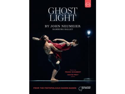 HAMBURG BALLET JOHN NEUMEIER - Ghost Light (DVD)