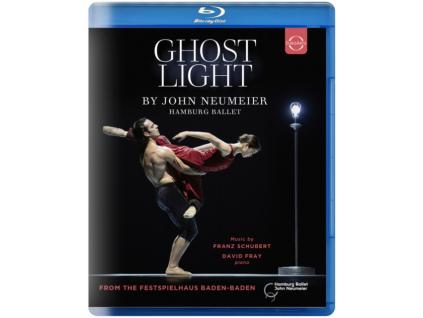 HAMBURG BALLET JOHN NEUMEIER - Ghost Light (Blu-ray)