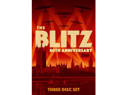 Blitz - 80th Anniversary Boxset (DVD)