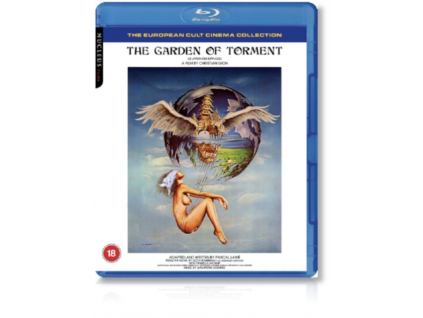 Garden Of Torment. The (Blu-ray)