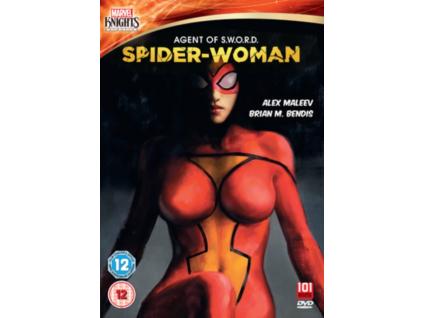 Spiderwoman Agent Of Sword (DVD)