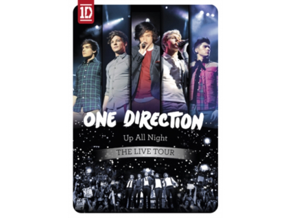 ONE DIRECTION - Up All Night  The Live Tour (DVD)