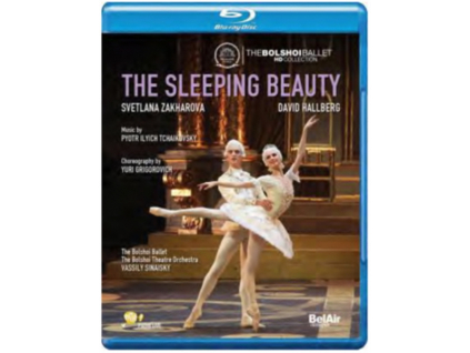 Sleeping Beauty The (USA Import) (Blu-ray)