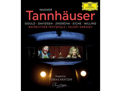 BAYREUTHER FESTSPIELE OR - Wagner: Tannhauser (Blu-ray)