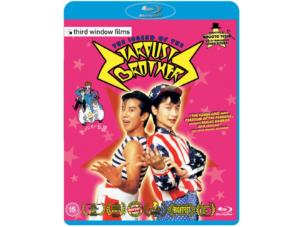 The Legend Of The Stardust Brothers (Blu-ray)