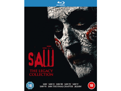 Saw: Legacy Collection (2021 Edition) (Blu-ray)