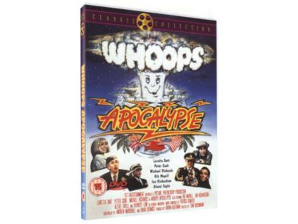 Whoops Apocalypse (DVD)