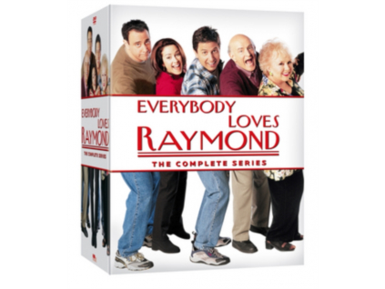 Everybody Loves Raymond  Seasons 19 (DVD Box Set)
