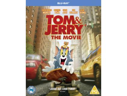 Tom & Jerry The Movie (Blu-ray)