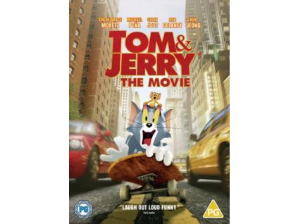 Tom & Jerry The Movie (DVD)