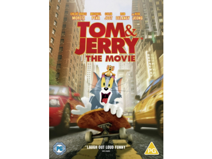 Tom & Jerry The Movie (DVD)