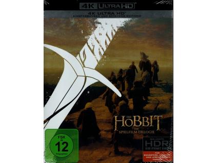 der hobbit die spielfilm trilogie 4k blu ray