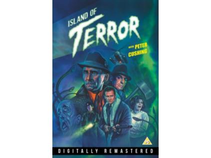 Island Of Terror (DVD)