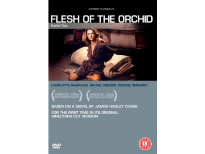 Flesh Of The Orchid (DVD)