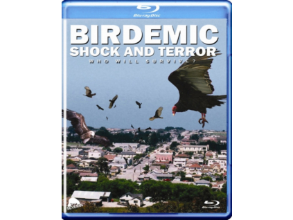 Birdemic Shock And Terror (Blu-ray)