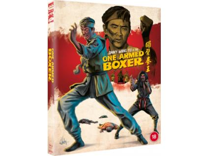 One Armed Boxer (Eureka Classics) (Blu-ray)