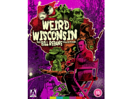 Weird Wisconsin: The Bill Rebane Collection Limited Edition (Blu-ray)