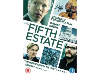 Fifth Estate (DVD)