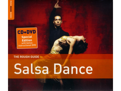 Rough Guide To Salsa Dance 3Rd Edition (DVD)