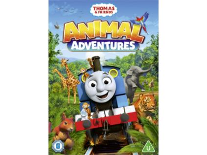 Thomas & Friends - Animal Adventures (DVD)