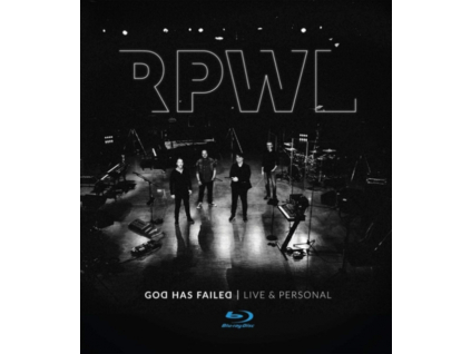 RPWL - God Has Failed - Live & Personal (Blu-ray)