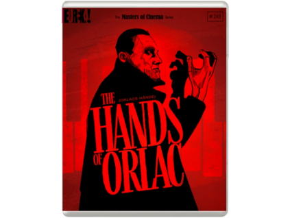 Hands Of Orlac. The [Orlacs Hande] (Masters Of Cinema) (Blu-ray)