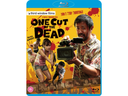One Cut Of The Dead - Hollywood Edition (Blu-ray)