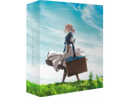 Violet Evergarden (Collectors Edition) (Blu-ray)