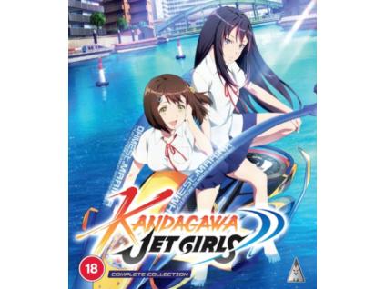 Kandagawa Jet Girls Collection (Blu-ray)