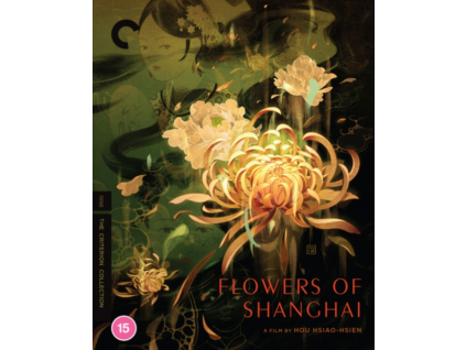 Flowers Of Shanghai (1998) (Criterion Collection) Uk Only - Hai Shang Hua (Original Title) (Blu-ray)