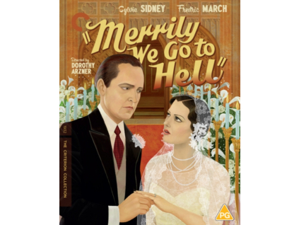 Merrily We Go To Hell (1932) (Criterion Collection) Uk Only (Blu-ray)