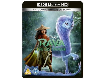 Raya And The Last Dragon (Blu-ray 4K)