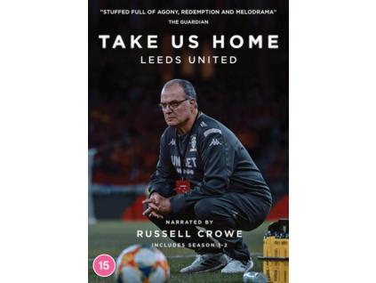Take Us Home: Leeds United - Season 1 & 2 (DVD)