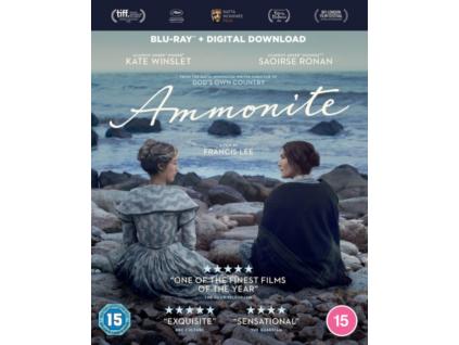 Ammonite (Blu-ray)