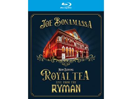 JOE BONAMASSA - Now Serving: Royal Tea Live From The Ryman (Blu-ray)