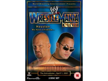 WWE: Wrestlemania 17 (DVD)