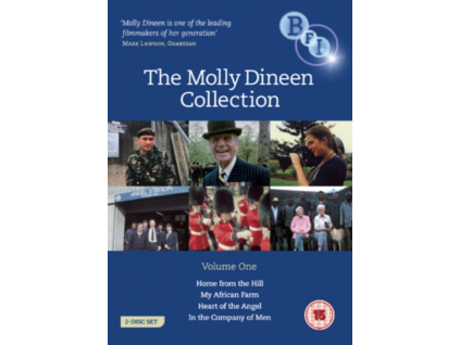 Molly Dineen Collection Vol 1 (DVD)