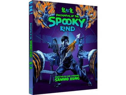 Encounter Of The Spooky Kind [Gui Da Gui] (Eureka Classics) (Blu-ray)