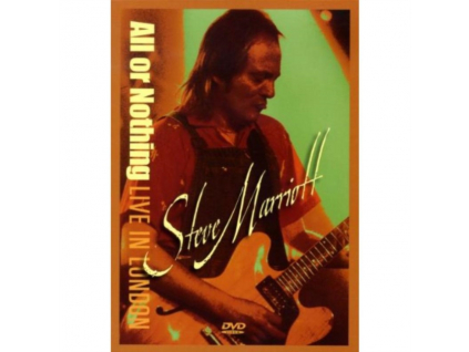 STEVE MARRIOTT - All Or Nothing Live From (DVD)