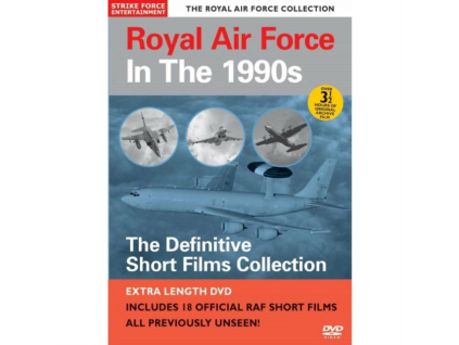 Royal Air Force In The 1990S The Definit (DVD)