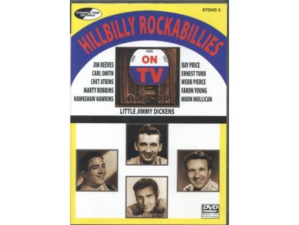 Hillbilly Rockabillies On TV (DVD)