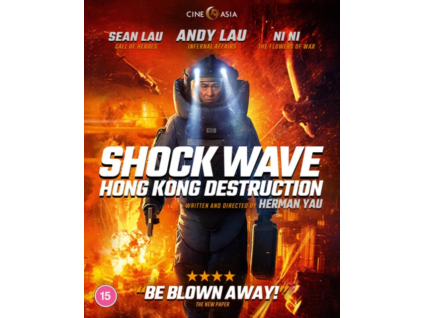 Shockwave - Destruction Hong Kong (Blu-ray)
